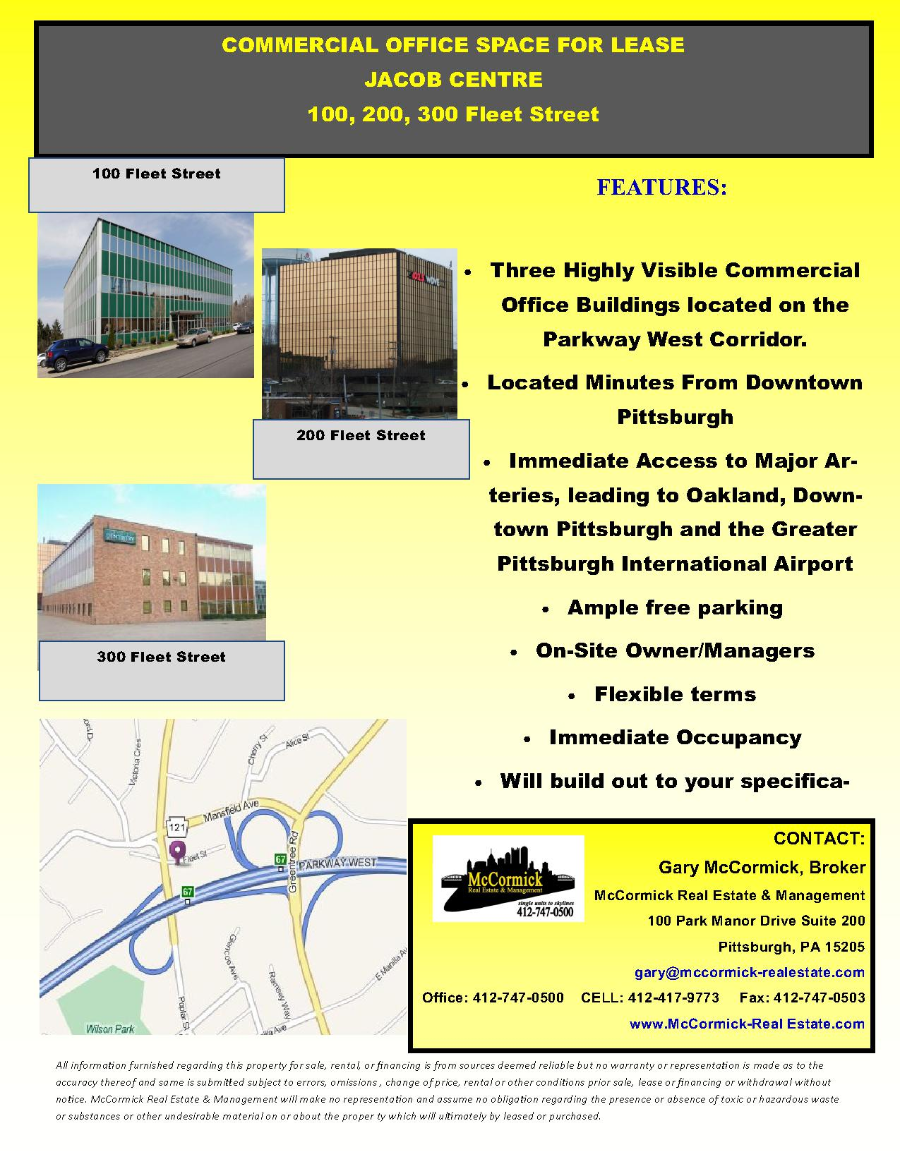 McCormick Real Estate Blog | Pittsburgh Commercial Properties