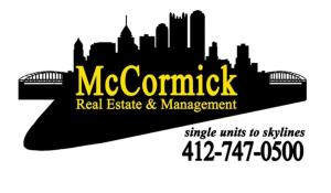 McCormick Real Estate and Management Blog