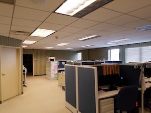 100 Park Manor Dr - Cubicle Area