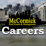 Real Estate Careers in Pittsburgh with McCormick real estate and Management