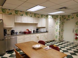 100 Park Manor Dr Kitchen Area
